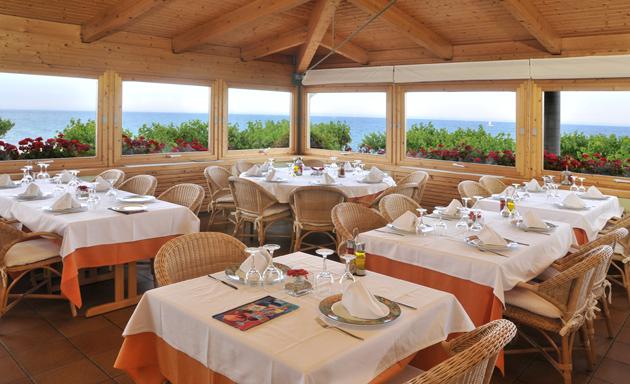 Restaurant Bon Repòs Santa Susanna