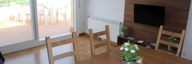 apartment 2 person bonrepos santa susanna